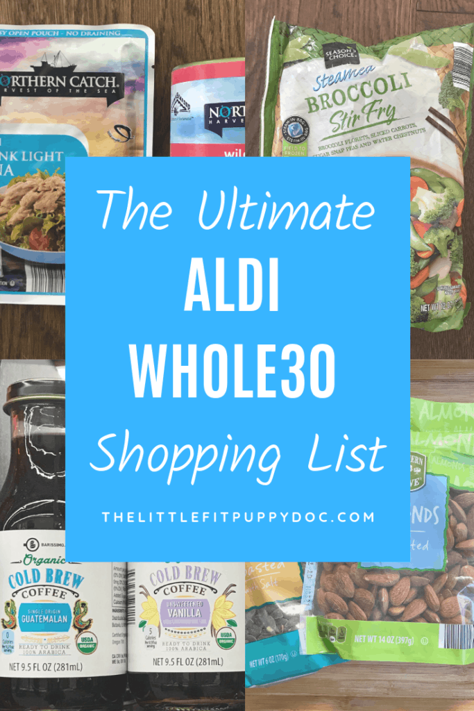 The Ultimate ALDI Whole30 Shopping Guide - The Little Fit